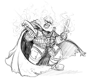 Dwarf Bard Pat SaltyJub
