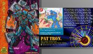 Pat Tron Zaibatsu Cards