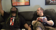 Matt and Woolie Heat