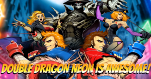 Double Dragon Neon is Awesome!
