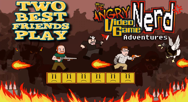 Angry video game nerd adventures best friends wiki fandom powered