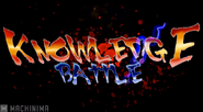 Street Fighter The Movie Knowledge Battle