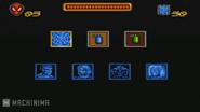 Spidey inventory