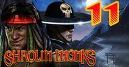 Shaolin Monks Final