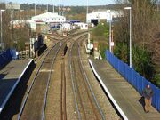 Reading West railway station 1