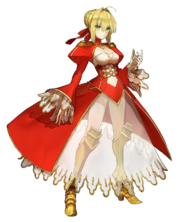 Nero Claudius Fate Extella