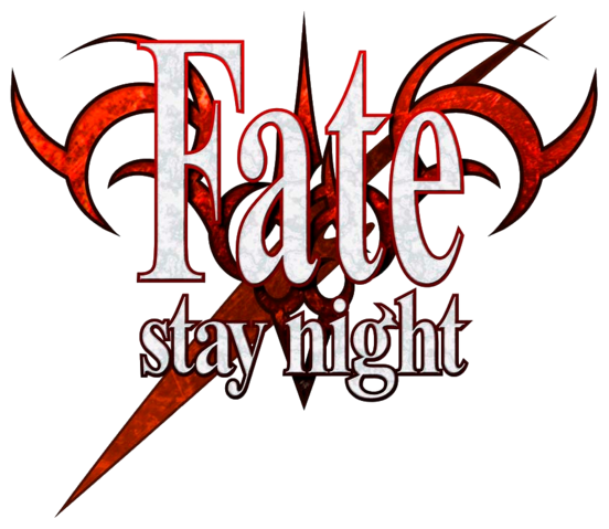 Archivo:Fate Stay Night - Logo.png