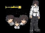Ritsuka Fujimaru Lay-duce character sheet