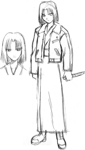 File:Ryougi Shiki early sketch.png
