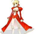 Playable Saber (Fate/Extra)