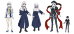Caren Carnival Phantasm Character Sheet