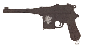 Kairi handgun