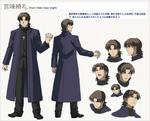 Kirei Carnival Phantasm Character Sheet