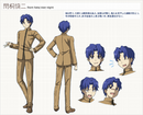 Shinji Carnival Phantasm Character Sheet