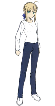 Saber new casual