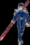 Lancer Takashi Takeuchi character select