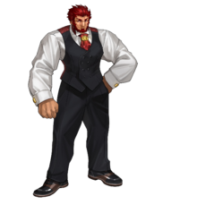 Iskandar's Formal King