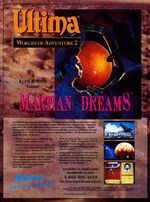 Martian Dreams Ad