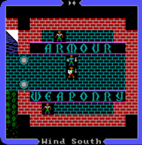 Willard's Weaponry and Valiant Armour