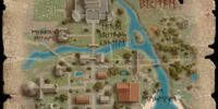 Maps of Ultima IX Towns
