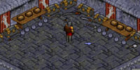 Ultima VIII Cheat Room