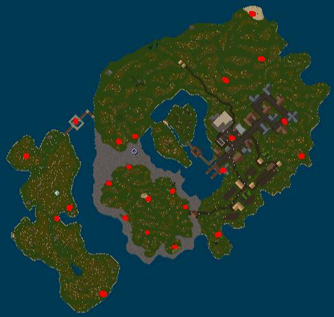 Trader map
