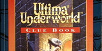 Ultima Underworld Clue Book