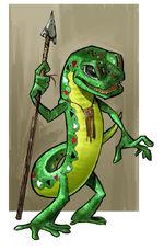 Lizardmensketch
