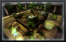Map Icon Temple of the Raven