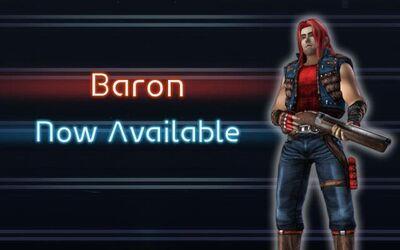 Baron Gear