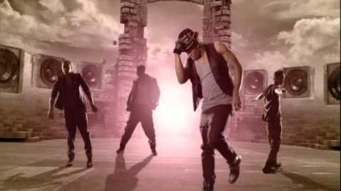 JLS - Eyes Wide Shut ft