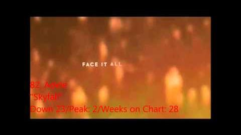Official UK Singles Chart Top 100 - Week ending 20th April 2013 - 51 to 100