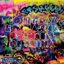 Coldplay Princess Of China