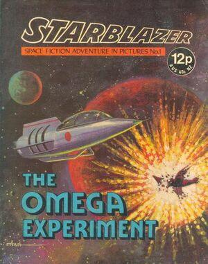 Starblazer 1