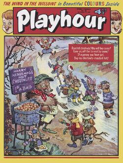 Playhour cover