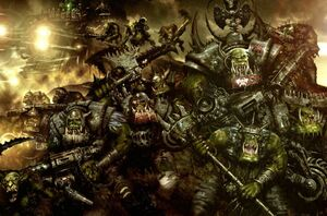 Ork Warboss with Group-1-
