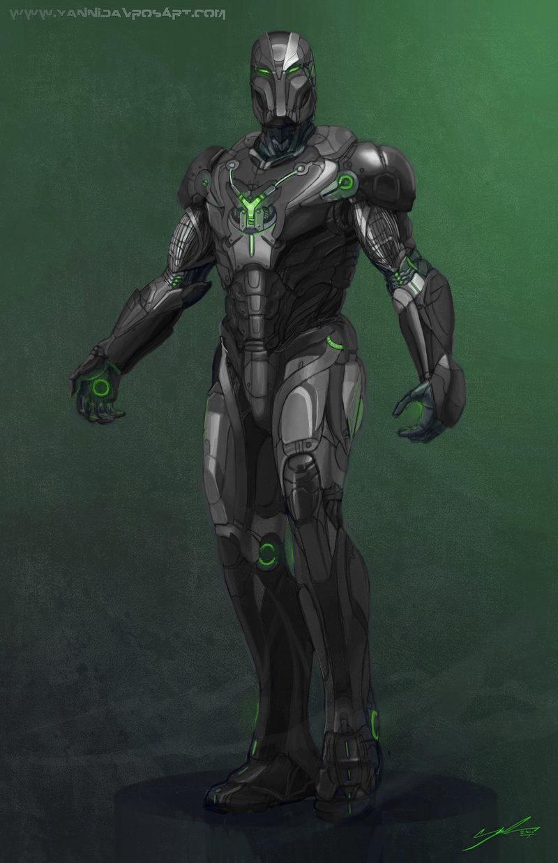 Titanium Man | Ultimate Marvel Cinematic Universe Wikia ...