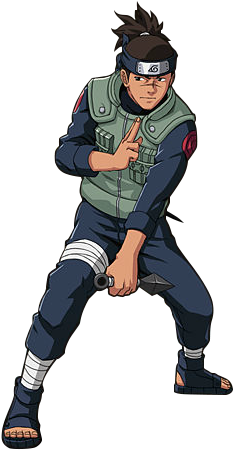 Iruka | Unlimited Ninja Wiki | FANDOM powered by Wikia