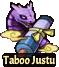 Taboo Jutsu Small Grid