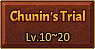 Chunin's Trial
