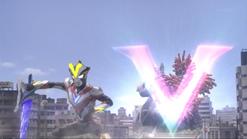 Ultraman Victory V Slash 001