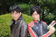 Gai and daichi