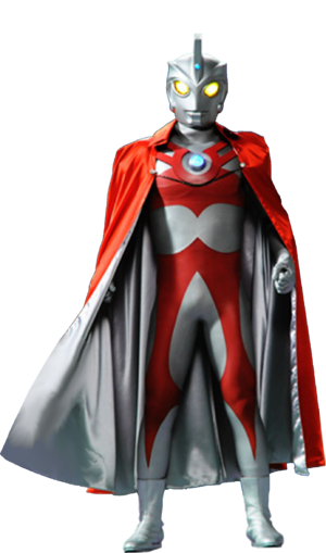 Ultraman Ace Brothers Mantle