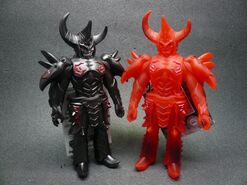 Armored Darkness toys