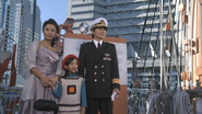 Hikari and her parents in Superior