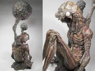 Wonder Showcase Matango Cicada Human