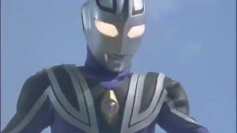 Ultraman Agul & Gaia vs Antimatter