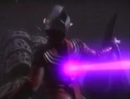 Gatanothor defeats Tiga
