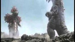 Gomora & Eleking vs Velokron & Doragoris
