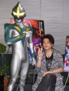 Mirror Knight and Hikaru Midoriawa